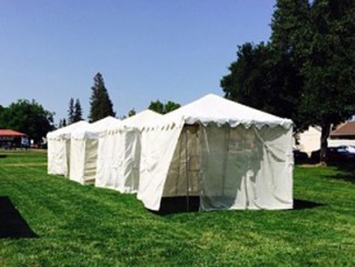 Canopy Food Booths 10 x 10